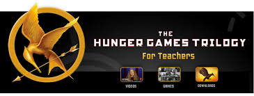 hunger games trilogy teaching resources scholastic com