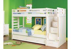Rooms To Go Bunk Beds With Stairs Image Gallery HCPR - Rooms to go bunk bed
