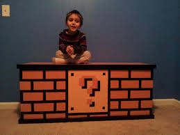 wanted to make my son a toy chest for christmas couldn u0027t wait