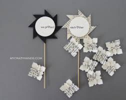 Origami Wedding Cake - 5 origami wedding table numbers pinwheel table numbers