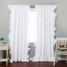 Eclipse Nursery Curtains Curtain Eclipse Kendall Blackout Turquoise Curtain Panel In