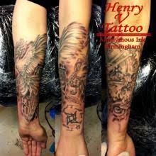 henry viper tattoo birmingham tattoo artist big tattoo planet