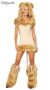 Lion King Halloween Costumes Courageous Lioness Costume Furry Lion Costume Lion Costume