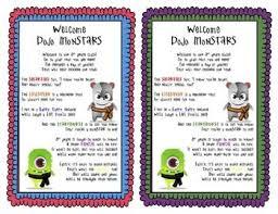the 25 best kindergarten welcome letter ideas on