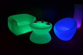 led table hui zhou yuan ming led furniture factory