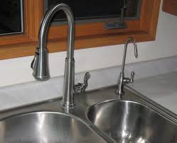 air in kitchen faucet arctic stainless delta air gaps 72020 ar 64 10002 kitchen faucet gap