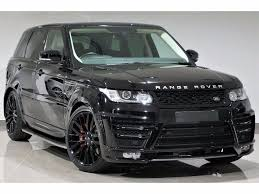 ranger land rover used land rover range rover sport suv 4 4 sd v8 autobiography