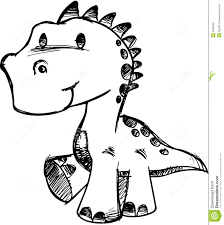 cute dinosaur coloring pages az coloring pages litle pups