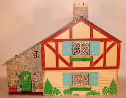 my vintage dollhouses kage furniture in a keystone of boston