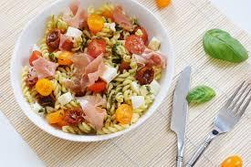 cuisine v itienne recettes recette de salade de pâte à l italienne la recette facile