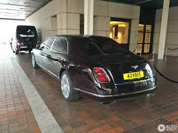 bentley mulsanne grand limousine bentley mulsanne grand limousine 17 augustus 2016 autogespot