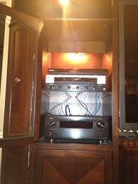 custom home theater cabinet cooling help overclockers forums