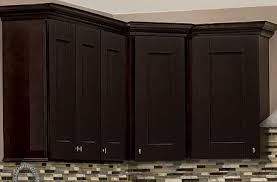 dark chocolate kitchen cabinets rittenhouse shaker dark chocolate solid wood cabinets