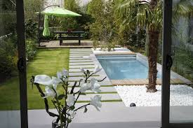 Concrete Backyard Ideas Amazing Small Concrete Backyard Ideas Garden Decors