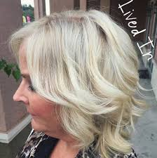 wash and go hairstyles for women over 50 30 modern haircuts for women over 50 with extra zing