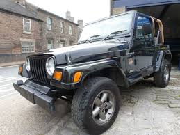 used jeep rubicon for sale used black jeep wrangler for sale derbyshire