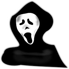 Scream Halloween Costumes Free Vector Graphic Ghost Costume Scare Haunted Free Image