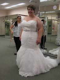 wedding dresses near me 9 things shopping for a plus size wedding dress taught me