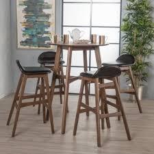 Bar Table And Stool Set Pub Table Sets You Ll Wayfair