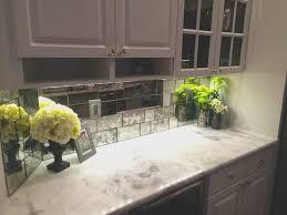 backsplash mirror backsplash kitchen artistic color decor