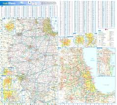 map usa illinois illinois county map counties of in also maps usa creatop me
