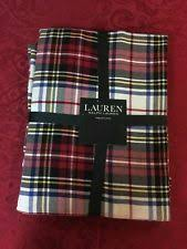 ralph tablecloth tree pine 100 cotton 60 x