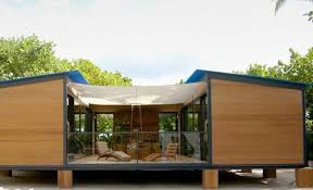u shaped houses u shaped prefab beach house sketched in 1934 brought to life by