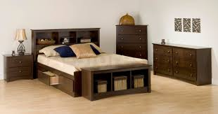 bedroom design mission style king headboard craftsman bed frame