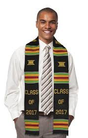 aka graduation stoles sankofa edition premium kente stoles