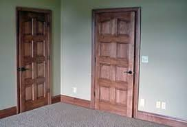 Interior Doors Pictures Interior Doors Woodharbor Hardwood Doors St Charles Hardwoods