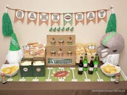 football party ideas football party ideas for all ages munchkins