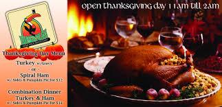 hibernian hospitality upcoming events thanksgiving at