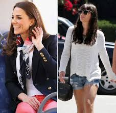 kate middleton casual kate middleton and lea michele s casual summer style what s