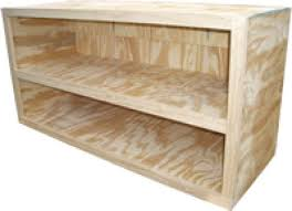 Woodworking Plans Garage Shelves by Want To Build Your Own Cabinets It U0027s Easier Than You Might Think