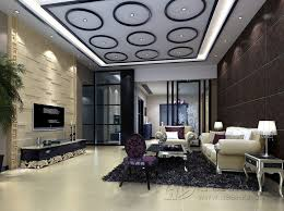 Interior Design Of Living Room Images Green Living Room Interior - Designs for ceiling of living room