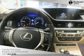 lexus es 350 navigation 2013 lexus es 350 cuir navigation 26 995 québec boulevard lexus
