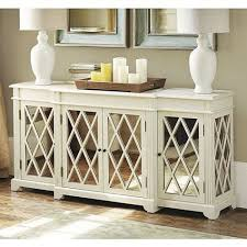 white glass furniture white buffets and sideboards anointed