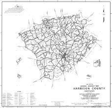 state and county maps of kentucky