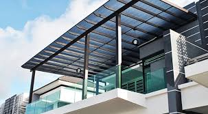 Glass Pergola Roof by Timber Deck Malaysia Roof Tiles Awning Glass Skylight