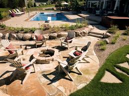 Backyard Stone Ideas by 14 Ways To Design A Space With Pavers Hgtv