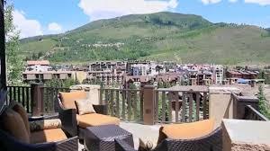 Colorado Vacation Rentals 616 Forest Road West Vail Colorado Vacation Rental Home Youtube