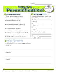 personification worksheets free worksheets library download and