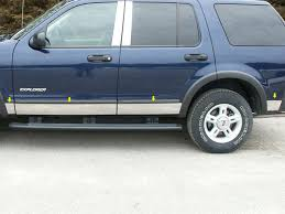 ford explorer trim proz th44330 proz rocker panel trim free shipping