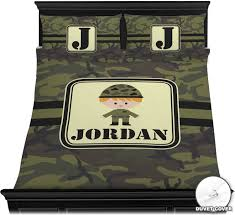 Camo Bedding Sets Queen Green Camo Duvet Cover Set Personalized Potty Training Concepts