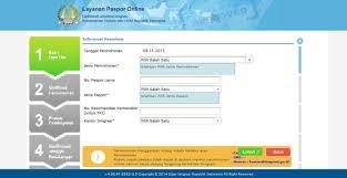 membuat prosedur paspor cara membuat paspor online dalam 5 menit tanpa antrian panjang