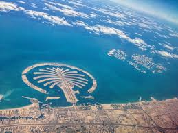 Dubai On World Map Palm Jumeirah U0026 The World Dubai Uae 23 October 2013 Flickr