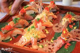 cuisine grill ซ ช รวม 9 editneta grill ทองหล อ 1 of 1 bkreview ร ว วร าน