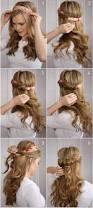 simple bridal hairstyle 15 best half up half down bridal hairstyles everafterguide