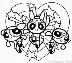 12 Printable Pictures Of Powerpuff Girls Page Print Color Craft Power Puff Coloring Page