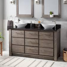 Vanity In The Bathroom Teak Vanities Bathroom Vanities Signature Hardware